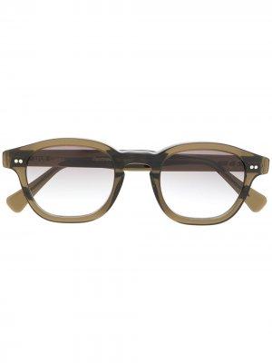 Солнцезащитные очки Bronte 3 Epos. Цвет: коричневый