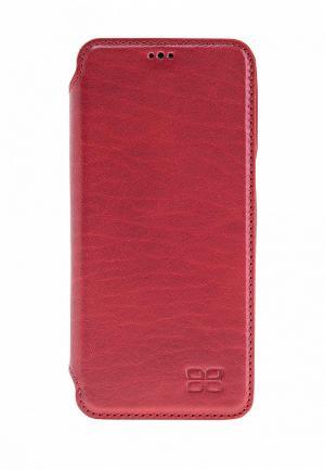 Чехол для телефона Bouletta Samsung Galaxy S8+ Ultimate Book. Цвет: красный