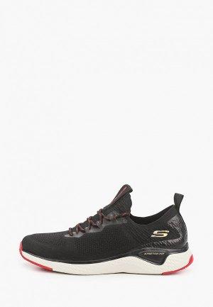 Кроссовки Skechers SOLAR FUSE. Цвет: черный