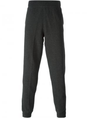 Классические спортивные брюки T By Alexander Wang. Цвет: серый