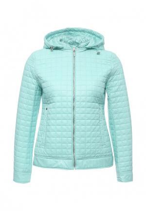 Куртка утепленная Conver. Цвет: мятный