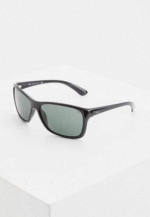 Очки солнцезащитные Ray-Ban® RB4331 601/71. Цвет: черный