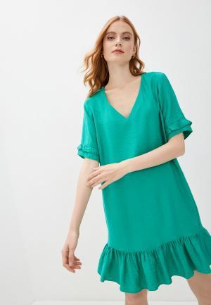 Платье adL. Цвет: бирюзовый