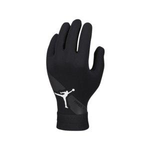 Детские футбольные перчатки Paris Saint-Germain HyperWarm - Черный Nike