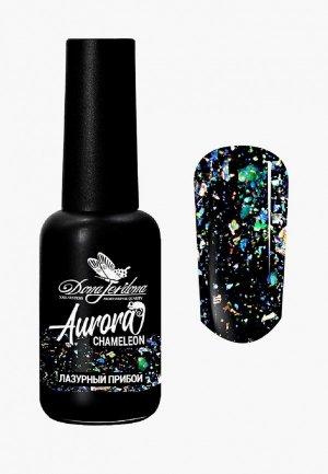Гель-лак для ногтей Dona Jerdona Лазурный Прибой №23 10 мл. Цвет: разноцветный