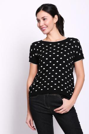 Пуловер Gardeur. Цвет: чёрный