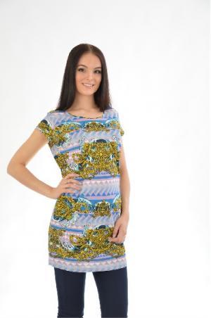 Платье Versace Jeans. Цвет: разноцветный