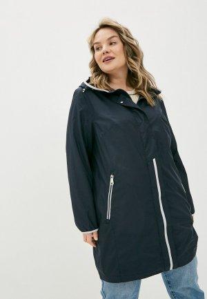 Куртка Averi. Цвет: синий
