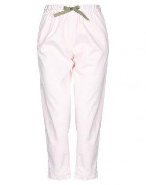 Повседневные брюки SUN 68. Цвет: розовый