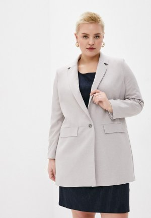Пиджак Balsako. Цвет: серый