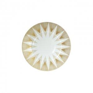 Тарелка сервировочная Noel Etoile Bernardaud. Цвет: золотой