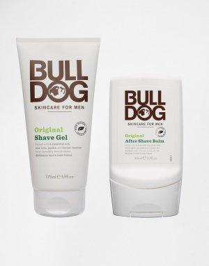 Подарочный набор для бритья -Бесцветный Bulldog
