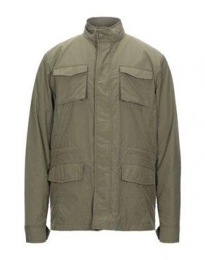Куртка ARMATA DI MARE. Цвет: зеленый-милитари
