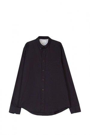 Рубашка Acne. Цвет: черный