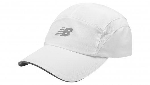 Кепки 5-Panel Performance Hat V3.0 New Balance. Цвет: белый