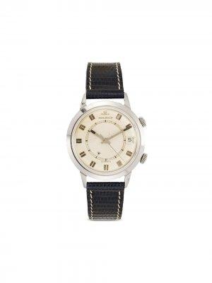 Наручные часы Vintage pre-owned 39 мм Jaeger-LeCoultre. Цвет: серебристый