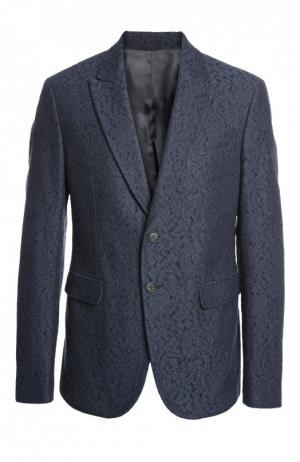 Пиджак No. 21. Цвет: темно-синий