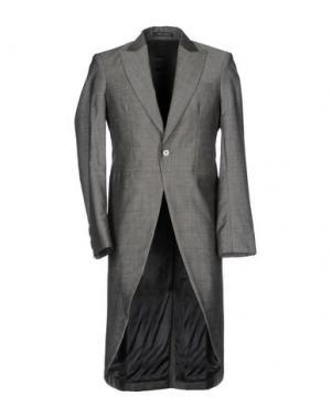 Пиджак FAVOURBROOK. Цвет: серый