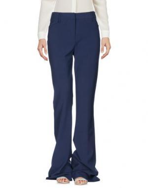Повседневные брюки ATOS LOMBARDINI. Цвет: грифельно-синий