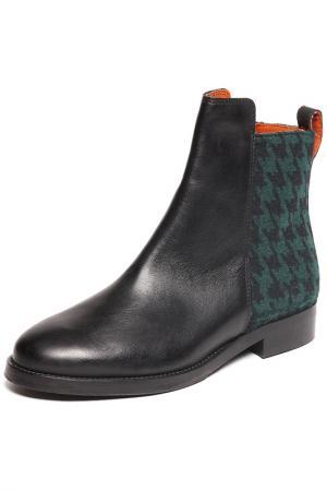Ботинки BAGATT. Цвет: black, blue