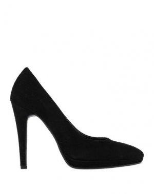 Туфли SANDRA. Цвет: черный