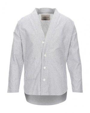 Пиджак CORELATE. Цвет: белый