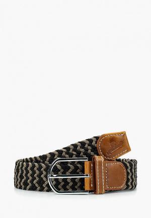 Ремень Churchill accessories. Цвет: коричневый