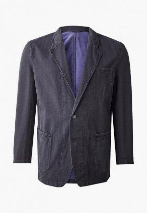 Пиджак Galion. Цвет: серый