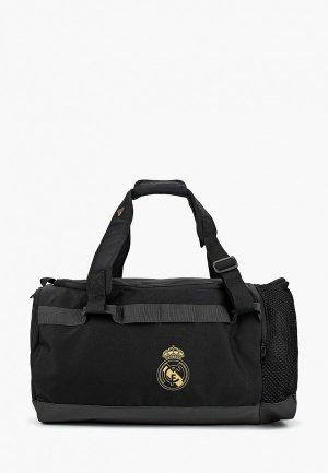 Сумка спортивная adidas REAL DU M. Цвет: черный