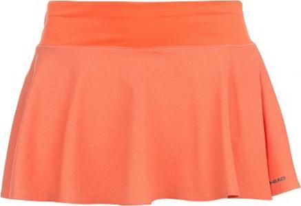 Юбка-шорты женская Vision, размер 44-46 Head. Цвет: оранжевый