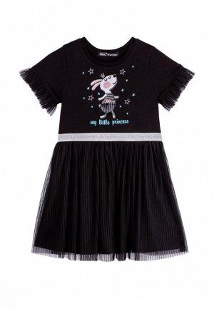 Платье Bell Bimbo. Цвет: черный
