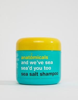 Шампунь с морской солью -Бесцветный Anatomicals