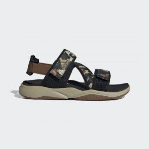 Сандалии Terrex Sumra adidas. Цвет: коричневый