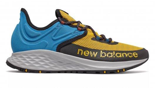 Кроссовки Future Sport New Balance. Цвет: желтый