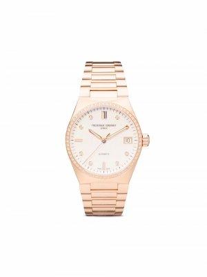 Наручные часы Highlife Ladies Automatic 34 мм Frédérique Constant. Цвет: белый