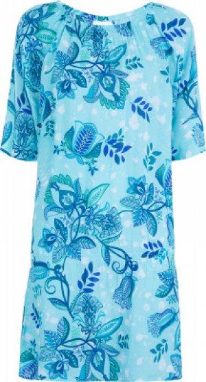 Туника женская , размер 44 Joss. Цвет: голубой