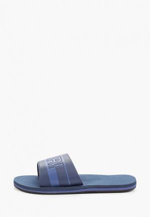 Сандалии Napapijri. Цвет: синий
