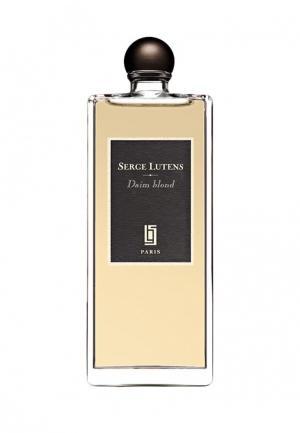 Парфюмерная вода Serge Lutens DAIM BLOND 50 мл. Цвет: прозрачный