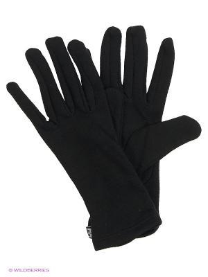 Перчатки HH WARM GLOVE LINER Helly Hansen. Цвет: черный