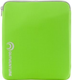 Кейс для ноутбука и планшета 9 Outventure. Цвет: зеленый