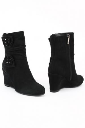 Ботинки Renzoni. Цвет: черный