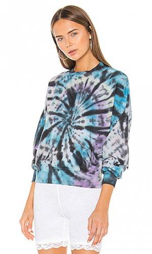 Пуловер Lovers + Friends. Цвет: синий