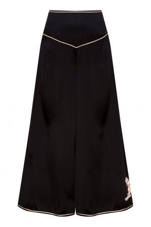 Брюки пижамы Selene черные Agent Provocateur. Цвет: черный