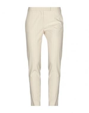Повседневные брюки TROU AUX BICHES. Цвет: бежевый