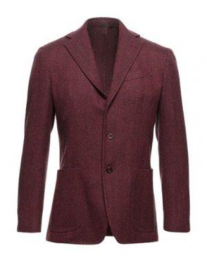 Пиджак SARTORIO. Цвет: красный