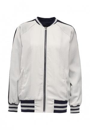 Куртка Trussardi Jeans. Цвет: белый