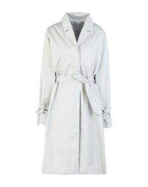 Легкое пальто 2ND DAY. Цвет: светло-серый