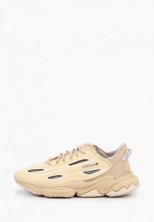 Кроссовки adidas Originals OZWEEGO HELMET OPEN W. Цвет: бежевый