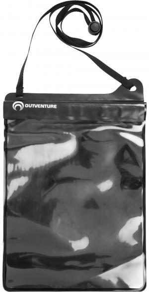 Чехол водонепроницаемый для мини-планшета Outventure. Цвет: черный