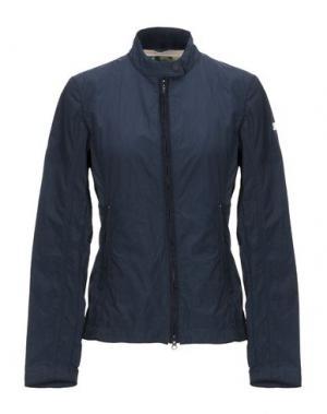 Куртка DEKKER. Цвет: темно-синий